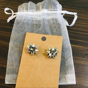 Packaging Bow Earrings